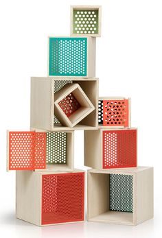 Keep cubes from Note Design Studio.