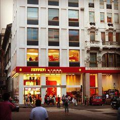 #ferrari #Ferraristore #store #Mailand Web Instagram User » Followgram