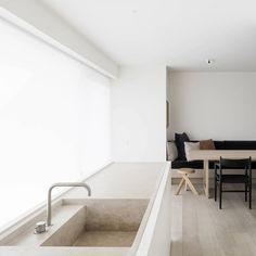 DRD Apartment Knokke, Belgium by Vincent Van Duysen  Koen Van Damme #interior #architecture