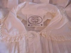 Laura Ashley Nightgown .... I really loved these back in the day .... can they even be found now ??