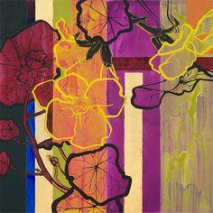 Robert Kushner: Portraits & Perennials - Exhibitions - DC Moore Gallery