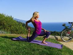 beautiful yoga, #yoga, Yoga for Cyclists, #athleta, Colleen Cannon from Women's Quest, biking, cycle, mountains