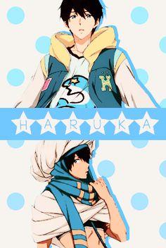 Nanase Haruka ☆ Free!