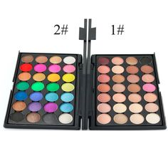 Professional 28 Color Nude Eye shadow Palette Makeup Cosmetic Beauty Set 2 Patterns For Choose top quality