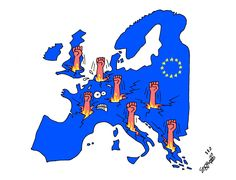 Far right in European Union - copyright by stephff - contact : stephff@loxinfo.co.th