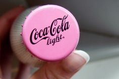Pink and coke = perfection