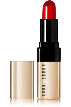 Bobbi Brown Luxe Lip Color – Parisian Red – Lippenstift | NET-A-PORTER