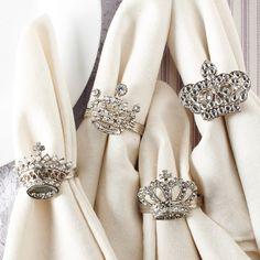 kroon servetringe