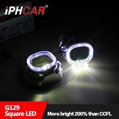 84.99$  Watch here - http://ali1wc.worldwells.pw/go.php?t=32690364981 - Free Shipping IPHCAR Auto Light Car Light Source D2H Bulb Q5 Xenon Projector Lens Car Styling Universal for Headlights Retrofit