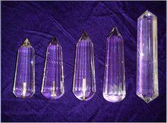 Pranic Healing crystals