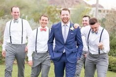 El Chorro Wedding