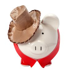 TRANSFORM PIGGY BANK INTO A COWBOY ... Duck® Brand - Duct Tape, Packaging Tape, Weatherization, Shelf Liner and DIY products