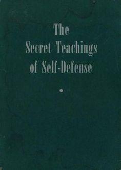 Sato Jushinsai - The secret teachings of self-defense