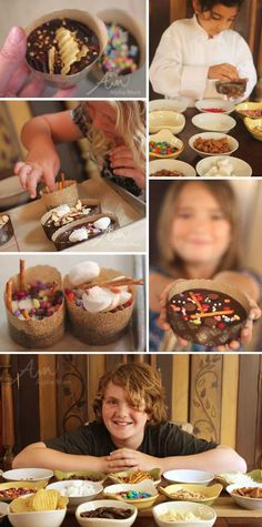 Father's Day Brownies for Awesome Dads by Brenda Ponnay for Alphamom.com #fathersday #fathersdaygift #fathersdaycraft #foodcraft #bakingwithkids #baking #brownies #brownierecipe #diygift