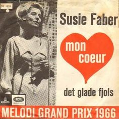"""""""Mon coeur"""" performed by Susie Faber."""