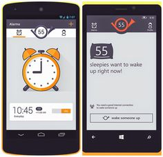 An App To Wake You Up In The Morning By A complete Stranger ! : Daily Technologies