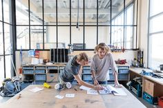 """The 1,000-square-metre structure was saved from demolition and overhauled by Studio Roosegaarde to create its new Dream Factory offices – the """"dream lab of the 21st century""""."""