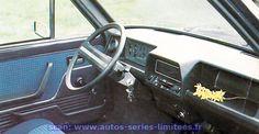 Innocenti Mini Bertone Spéciale Bleue