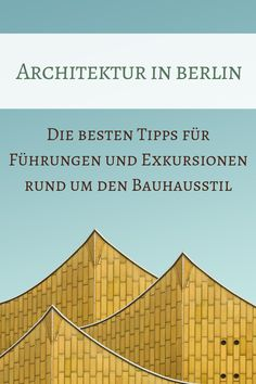 Das Bauhaus feiert 100. Jubiläum und Berlin feiert mit. Was macht den Bauhausstil aus? Ein Bericht über eine #Architektur-Bewegung die in den #1920er Jahren Begann, über die Bauhaus #Künstler und wo man #Bauhaus Architektur in #Berlin findet. Inkl. Hoteltipps zum #Übernachten im #Bauhausstil.