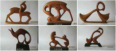 Resultado de imagen para wood carving animals