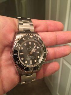 Rolex Sea-Dweller DeepSea - Imgur