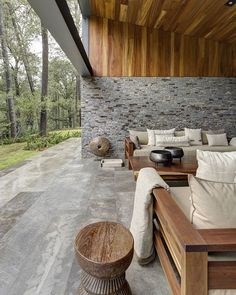 Casa MM Designed by Elías Rizo Arquitetos, In Tapalpa, #mexico  @dopedecors