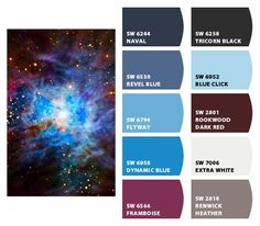 spreeuw starlingChip It! by Sherwin-Williams – Iris Nebula