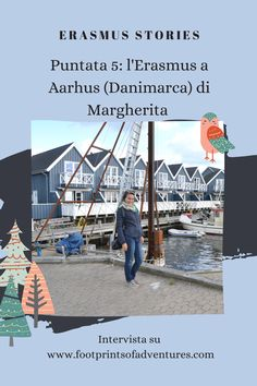 Quinta intervista a tema erasmus in compagnia di Margherita che ci porta a Aarhus in Danimarca, dove ha avuto la fortuna di fare un tirocinio in una scuola nel bosco! Aarhus
