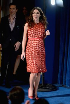 """Keira Knightley Photos: The New York Times' Timestalks & TIFF In Los Angeles' Presents """"The Imitation Game"""""""