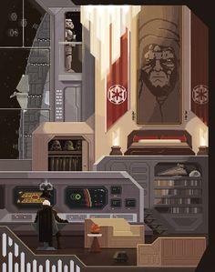 Pixels, Huh. (Part 4) Pixel Artist:Octavi Navarro Source:pixelshuh.com Previous Pixels, Huh Parts: 1, 2, 3