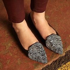 Lex Calf Hair Flats by Dolce Vita anthropologie.com #anthroregistry