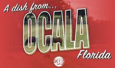 Ocala Chicken Cassarole · Around the World in 80 Dishes · Cut Out + Keep Craft Blog
