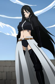 Kazuhiko Mizuki - Fairy Tail OC by Akemiii on DeviantArt Fairy Tail Erza Scarlet, Fairy Tail Gray, Fairy Tail Ultear, Manga Fairy Tail, Anime Fairy, Manga Girl, Oc Manga, Anime Oc, Female Anime