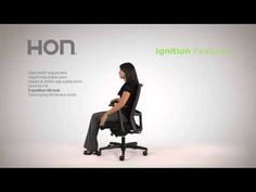 Ignition seating functionality animation. Learn more at www.hon.com.