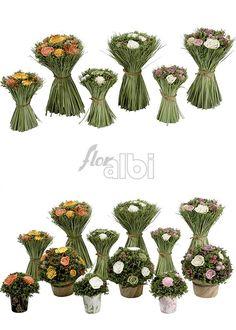 Bouqts - Galeria - Floralbi - Flor y planta artificial