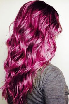 Prettiest hair color I've ever seen