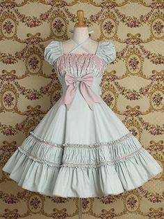 Mary Magdalene Mint Lolita Dress  What is this? and where can I get one!