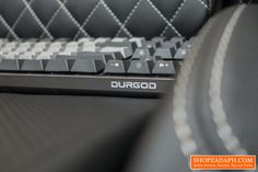Durgod K320 Corona Mechanical Keyboard Review - Cherry MX Silent Reds - ShopzadaPH Tech Reviews