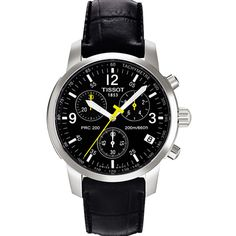T17.1.526.52 Tissot Chronograph PRC 200 Mens Watch Price $280 , watcheshead.com