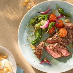Oggi si griglia a casa!   Migusto Bratwurst, Chimichurri, Halloumi, Pulled Pork, Tuna, Fish, Meat, Chicken, Shredded Pork