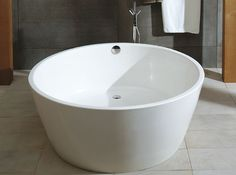 Kaesch presents the OTTO, a large freestanding tub big enough for two. A rudimentary bowl shape contoured to allow you to float into peacefulness. Bringing more bathing pleasure to you and your significant other, or a luxurious way to just celebrate the end of the day.    Kaesch's straightforward design enables you to add character and expression to your bathroom without over whelming it.