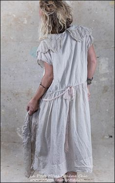 Henri Dress 397 - Antique White.jpg
