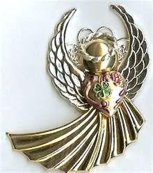 Irish Angel pin~