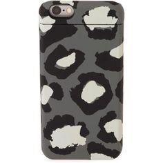 NIB-Marc-By-Marc-Jacobs-Poker-Face-Leopard-Print-iPhone-6-Case-with-Mirror