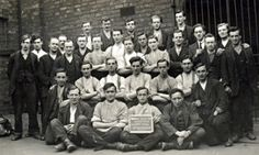 Conscientious objectors in Wakefield jail. The online archive is to mark Conscientious Objectors Day