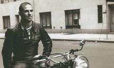 I always think of Dr. Oliver Sacks as a brilliant neurologist and author.  Apparently he was also a biker back in the day. And a looker. Not that I'm, ya know, looking...*cough, cough*
