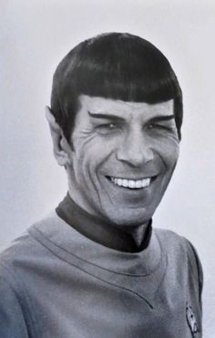 Star Trek: The Motion Picture - Leonard Nimoy as Mr. Spock Behind the Scenes
