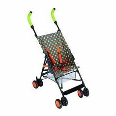 Babysun Nursery - HE006/POP ANIS - Poussette Canne - Buggy: Amazon.fr: Bébés  Puériculture