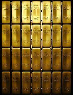 Gold Bullion Bars #GoldBullion