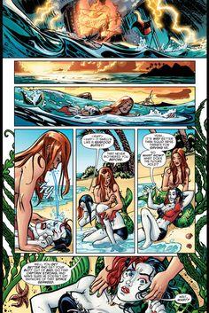 Harley Quinn's Pirate Dream 6